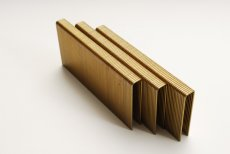 Klammer Typ KG 45 VZHZ mit Bauzulassung  Karton = 5.000 Stück