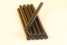 Schmelzkleber schwarz - Mini-Pack 10 Stück