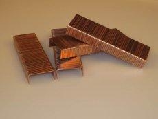 Kartonverschlussklammern 15 mm (5/8) Schachtel = 2.000 Stück